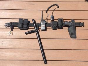 Nylon Gun Belt
